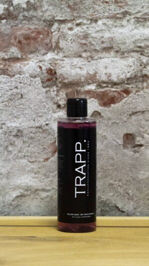 Heather bath and shower gel with red juniper