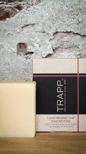 Lavender soap with mare milk