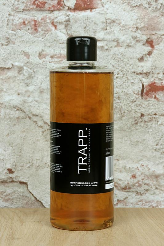 Nachfüllpack für Trappistenbiershampoo mit Westmalle Dubbel