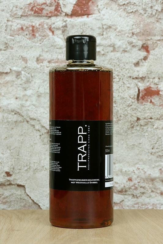 Nachfüllpack für Trappistenbier-Duschgel mit Westmalle Dubbel