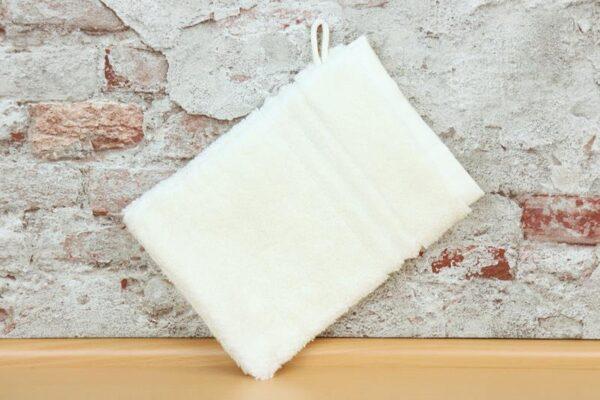 TRAPP. wash cloth ecru