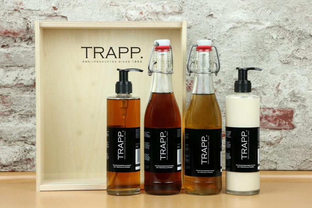 Nieuwe verzorgingslijn met Trappistenbier
